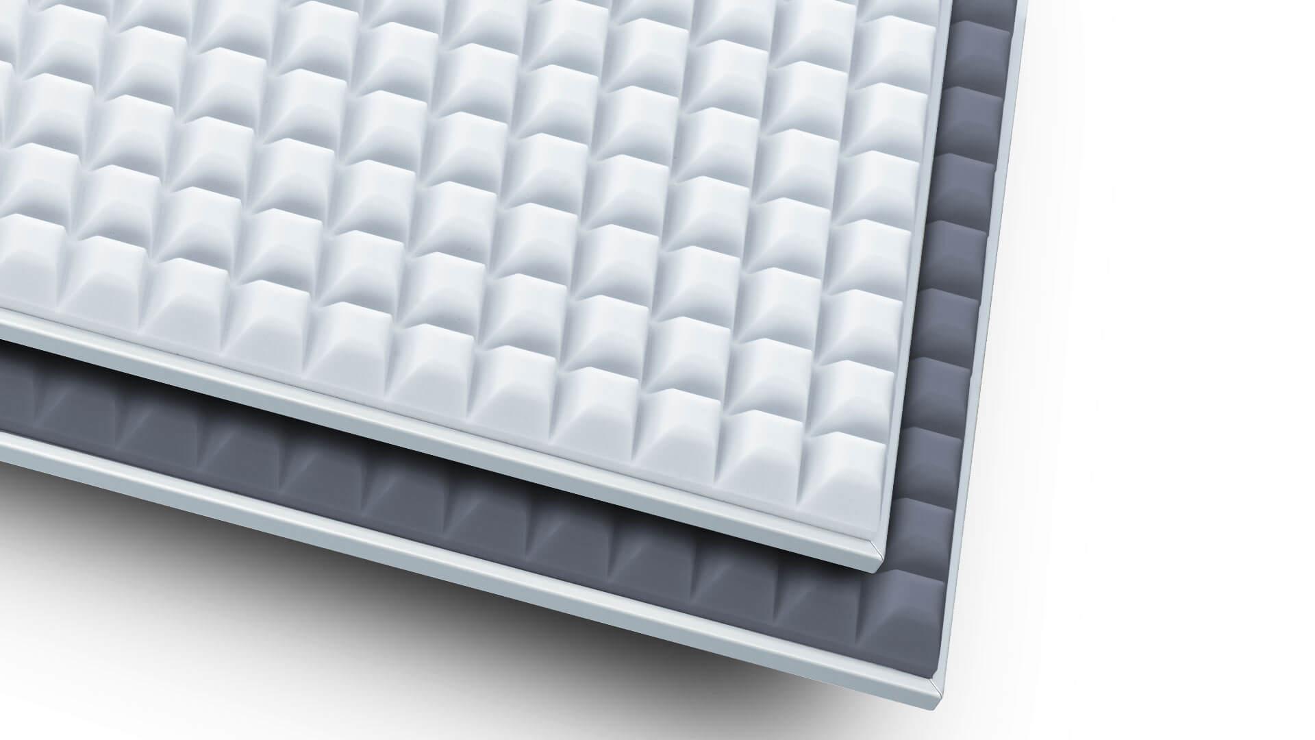 aixFOAM-ljudisolering - Premiumabsorbenter för maximal ljudisolering