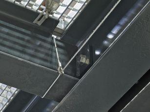 Vajersystemadapter T-bärare för aixFOAM vajersystem Uno/ Duo